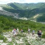 balade dans la montagne de St Genis