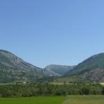La montagne de St Genis et ses gorges du riou