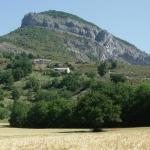 Sommet de la Montagne de St Genis