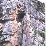 gorges du riou St Genis  valée du buech Hautes-Alpes
