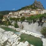 Serres, village historique, Buech Hautes-Alpes