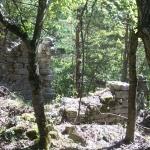 village-de-la-montagne de St genis Buech Hautes-Alpes