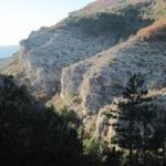 gorges-du-Riou montagne de St Genis Hautes-Alpes