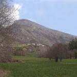 St Genis, village perché du Buech