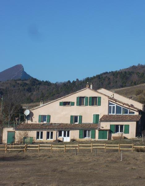 Acces Itineraire Venir Au Gite De St Genis Hautes Alpes